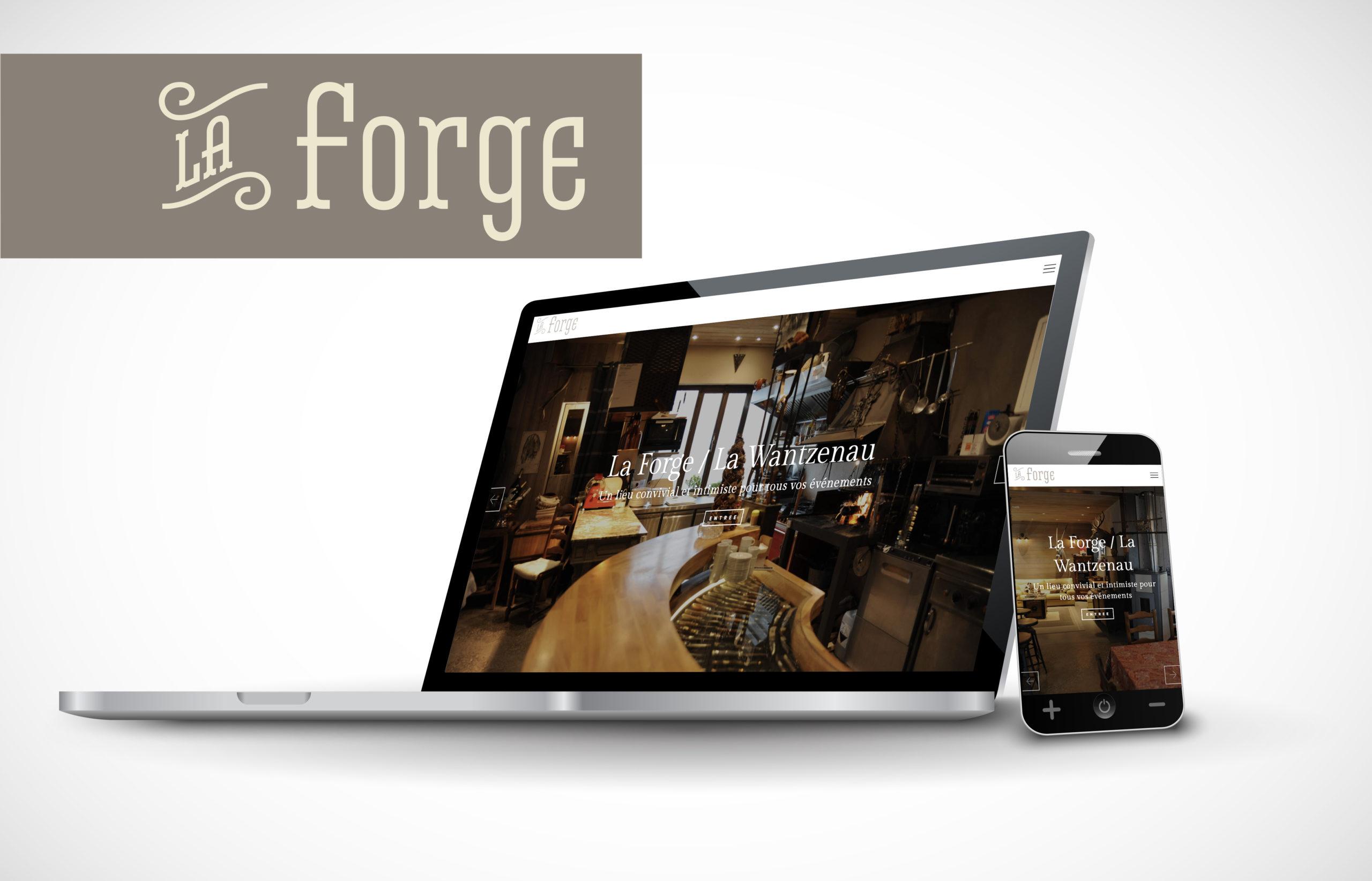 Site internet de la Forge de la Wantzenau