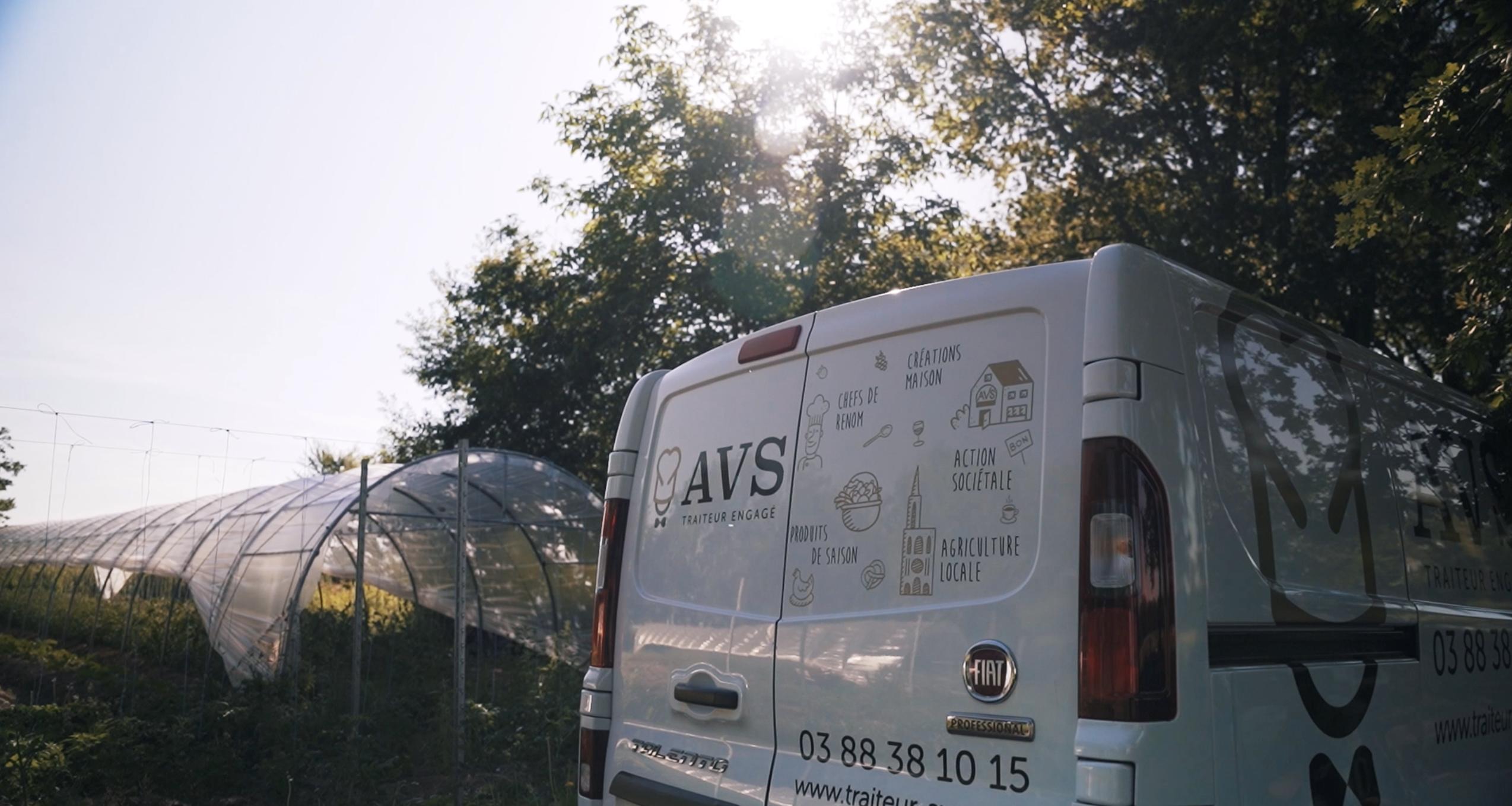 AVS - Traiteur engagé - Film de présentation
